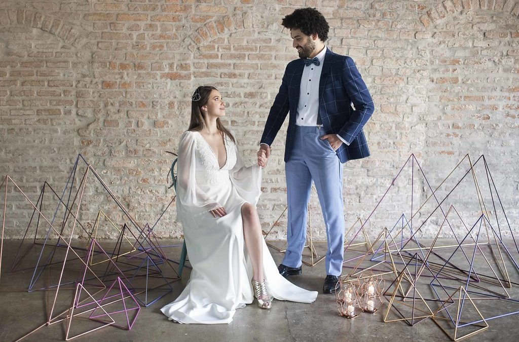Na Mídia: Editorial Geometric Love